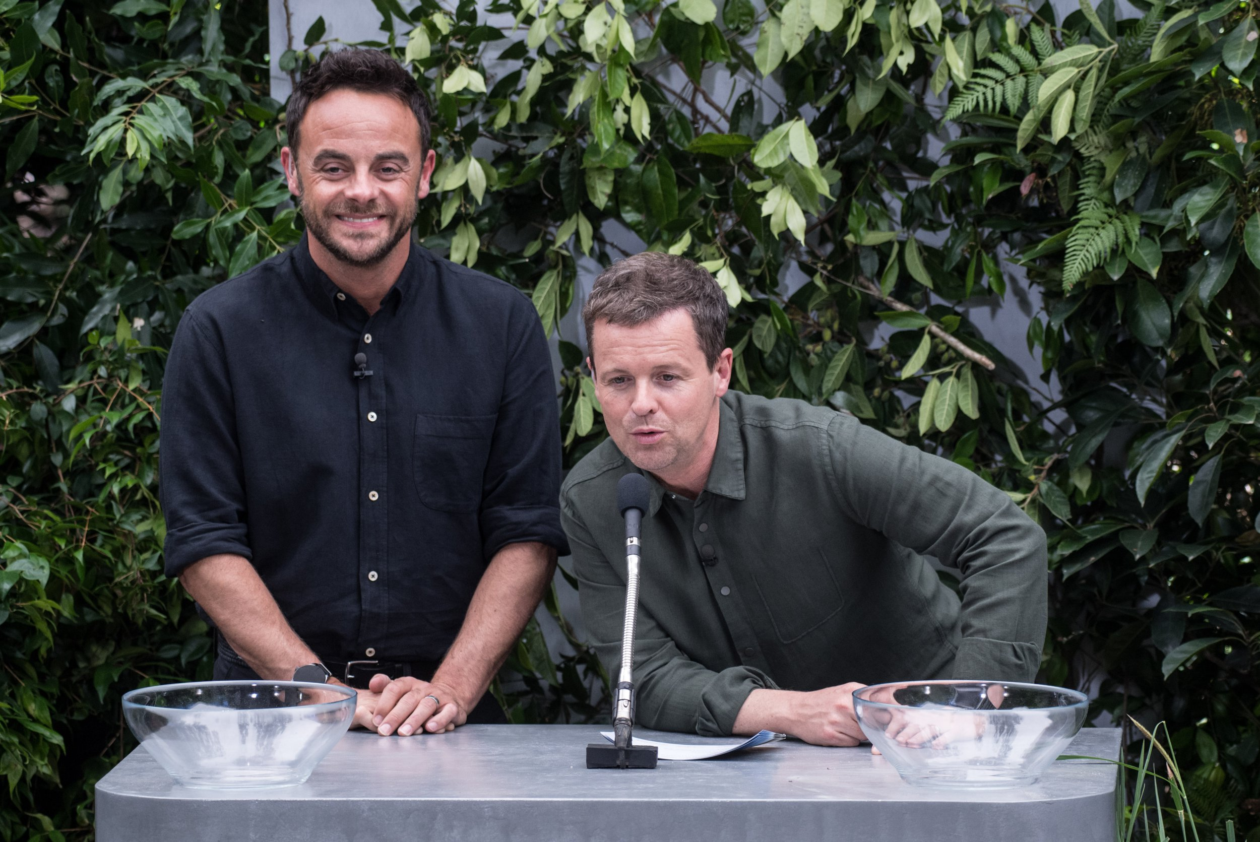 Ant and Dec 'hold crisis talks with their management' about TV comeback