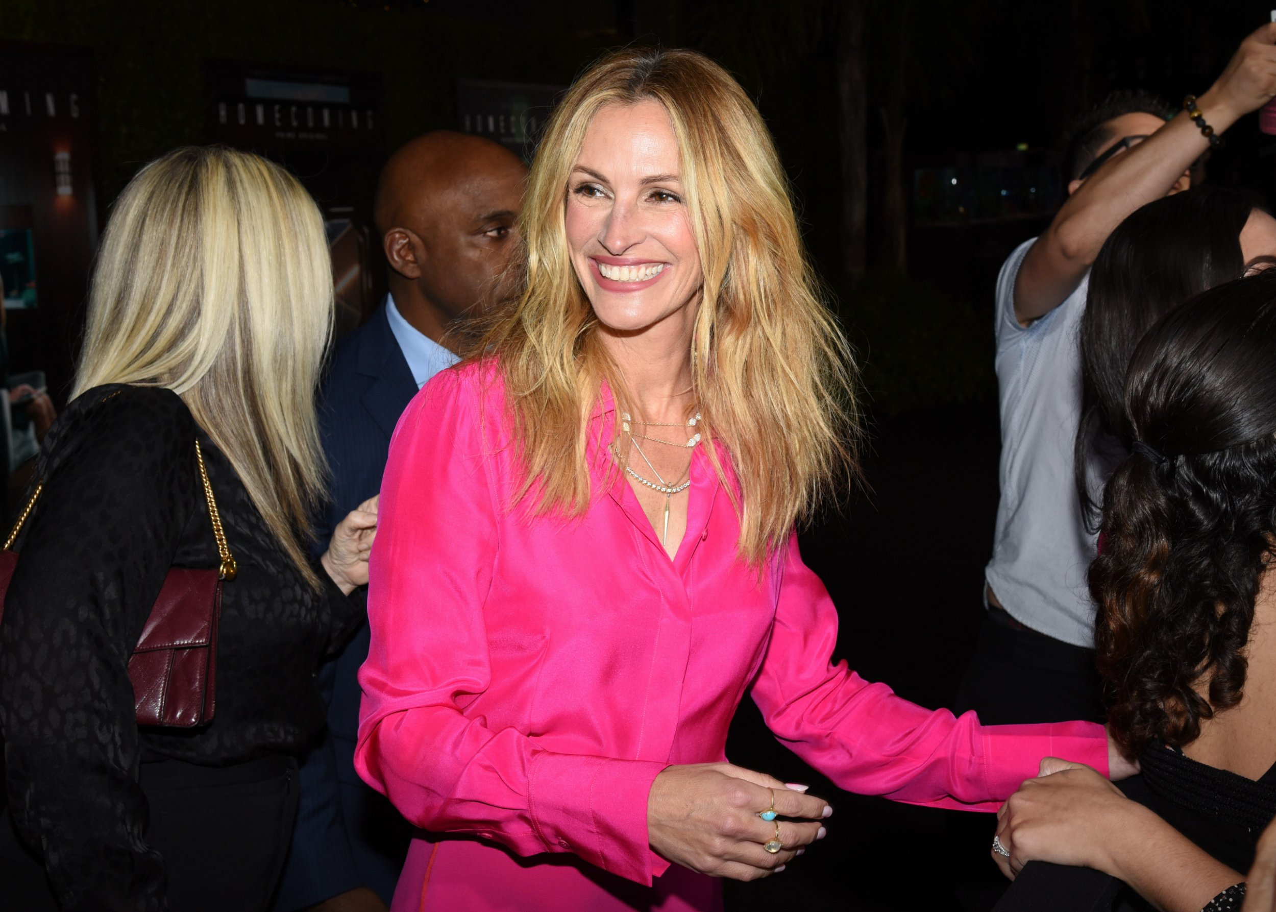 Julia Roberts describes age discrimination in Hollywood as 'bulls***'
