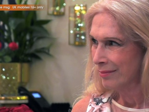 Lady Colin Campbell offers 'the TV moment of the year' as she completely pies Joey Essex