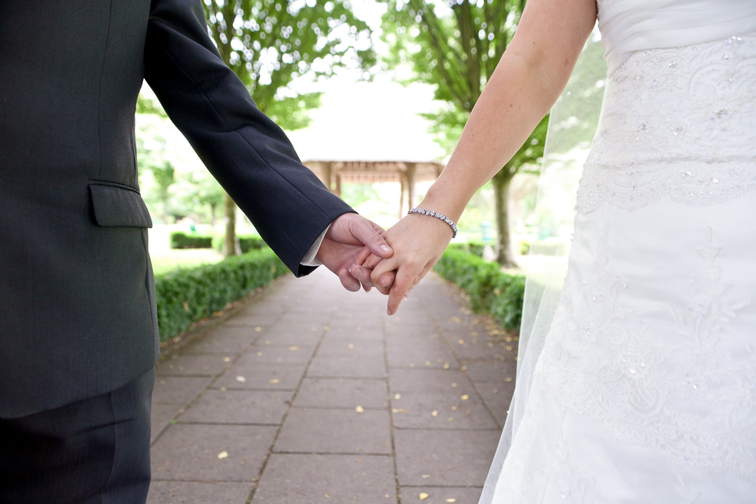 Couples could be allowed to get married during open-air ceremonies