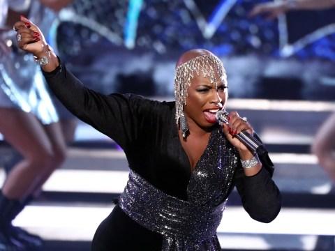 Who originally sung Janice Robinson's X Factor song Show Me Love?