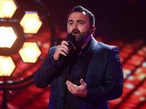 Former X Factor star Danny Tetley insists he's been 'set up' as he's arrested for 'asking child to send sexual images'