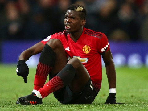 Gary Neville slams Paul Pogba for 'messing around' in Manchester United's win over Everton