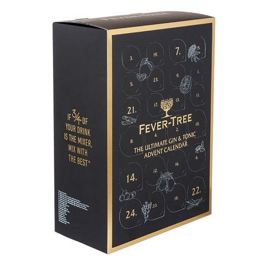 Virgin Wines Advent Calendar.The Best Food And Drink Advent Calendars For 2018 Metro News
