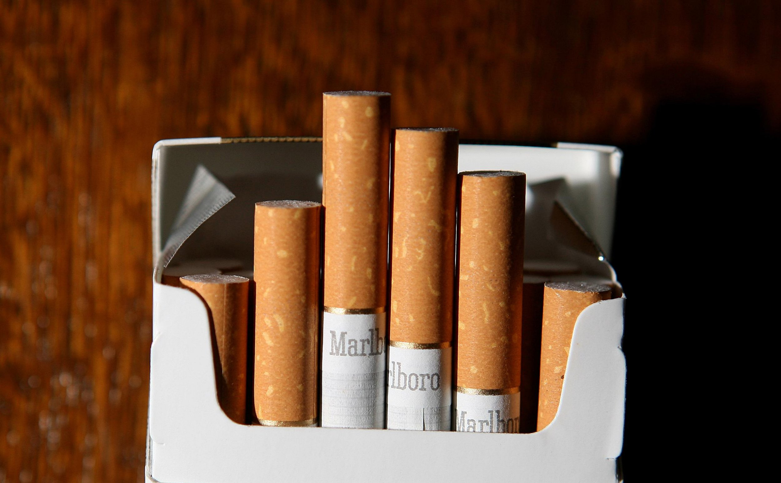 File photo dated 18/06/07 of a packet of cigarettes. Tobacco duty escalator to continue to rise at inflation plus 2%. PRESS ASSOCIATION Photo. Picture date: Monday October 29, 2018. See PA story BUDGET Main. Photo credit should read: Martin Rickett/PA Wire