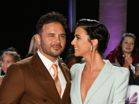 Lucy Mecklenburgh slams 'ridiculous' video of her kissing mystery man that's not Ryan Thomas goodbye