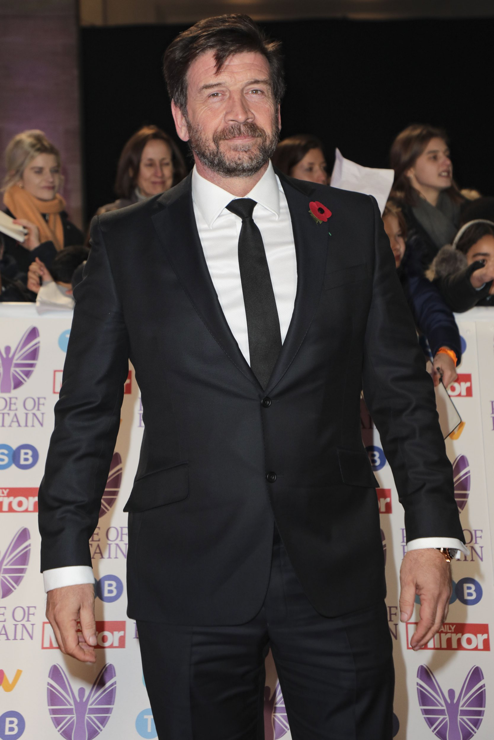 Nick Knowles at the Pride of Britain Awards, Grosvenor House, London, UK