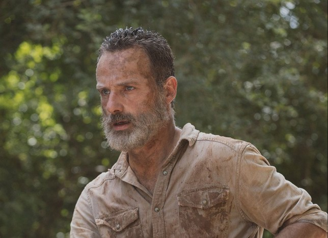 The Walking Dead new pictures AMC