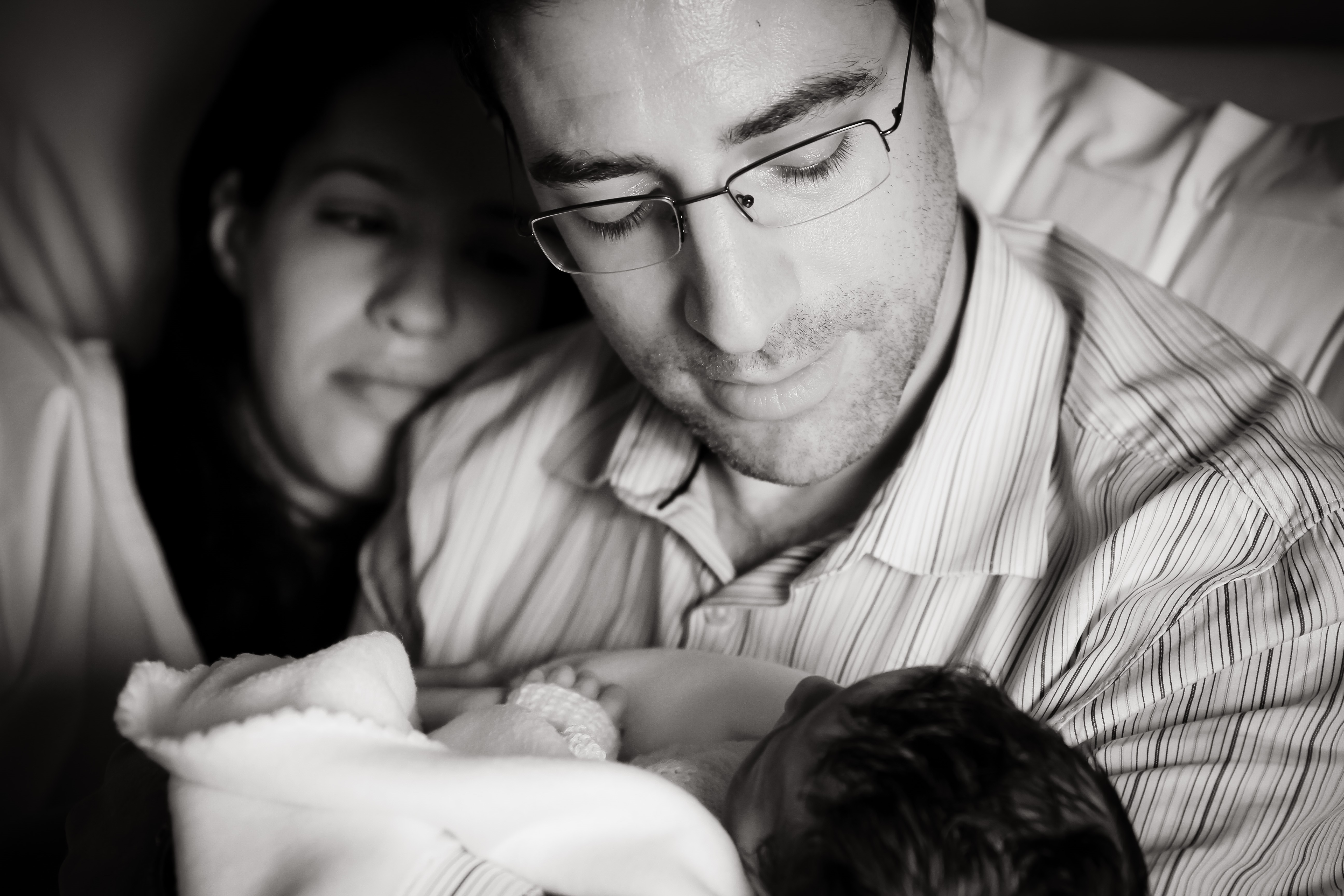 Fathers feel the impact of baby loss, just like mums. Please don't forget about us