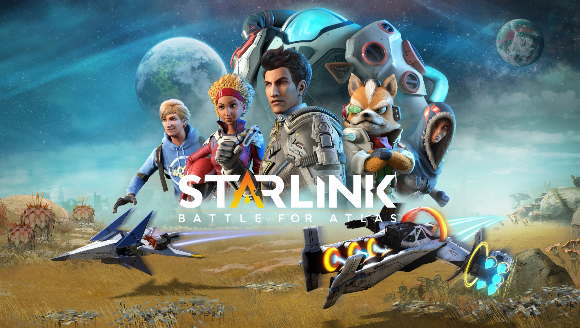 Starlink: Battle For Atlas review – bottom of the barrel roll