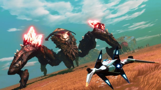 Starlink: Battle For Atlas (NS) - nice toys, shame about the game