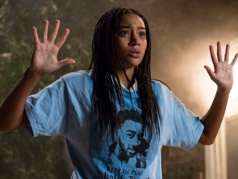 The Hate U Give author Angie Thomas defends Amandla Stenberg casting amid film's colourism criticism