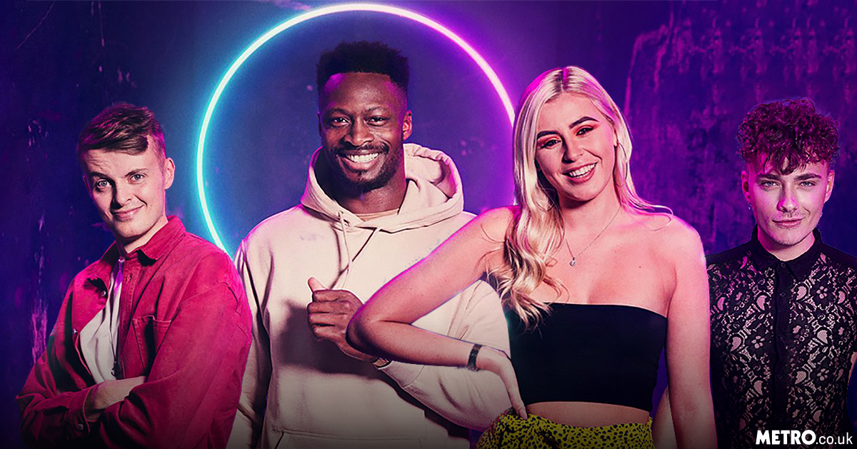 What time is The Circle final on tonight and which four contestants are fighting for the £50,000 prize?