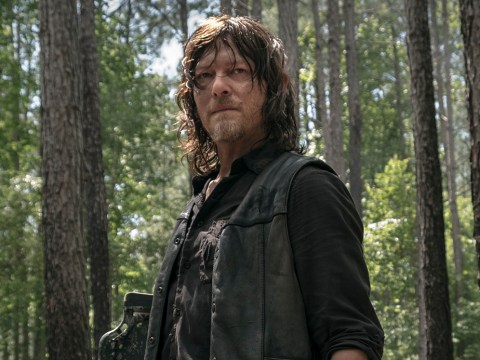 Norman Reedus The Walking Dead salary revealed as he spills secrets from Andrew Lincoln's last day