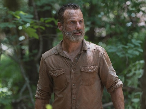 Why is Andrew Lincoln leaving The Walking Dead?