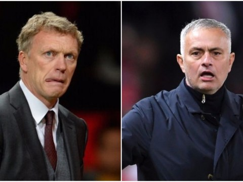 David Moyes speaks out on Jose Mourinho's crisis at Manchester United