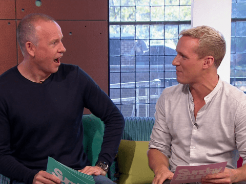 Sunday Brunch fans call for Jamie Laing to replace Tim Lovejoy after he 'shows up' host as stand-in presenter