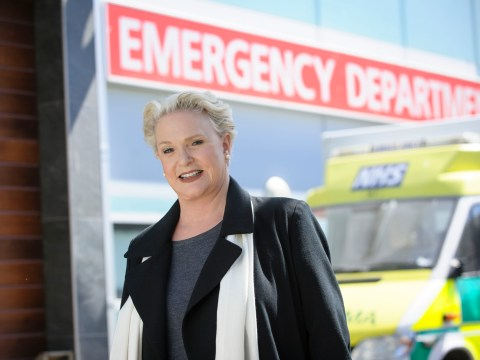 Casualty spoilers: Hollywood star Sharon Gless reveals all on Zsa Zsa's return