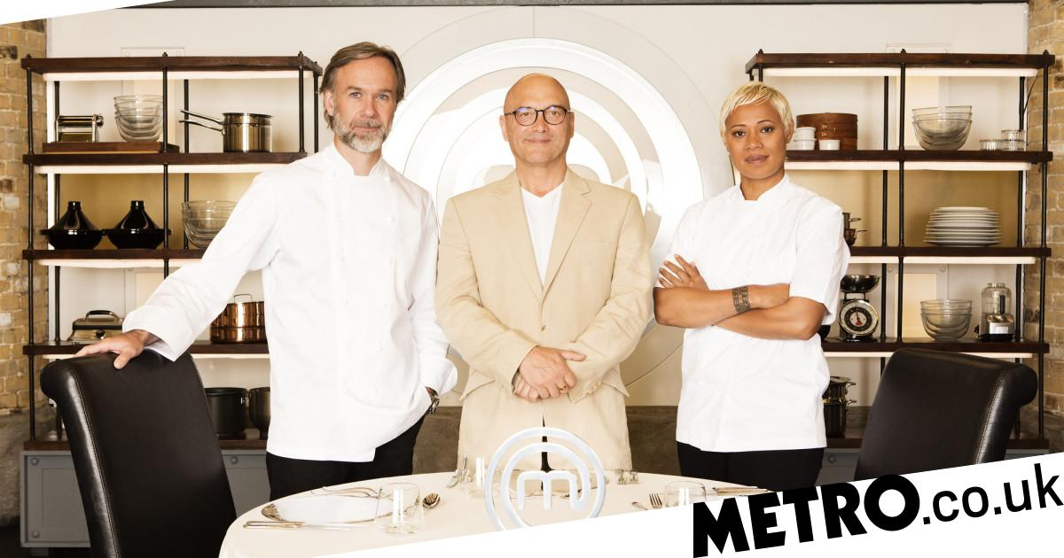 What time is MasterChef The Professionals on BBC Two and who are the judges?