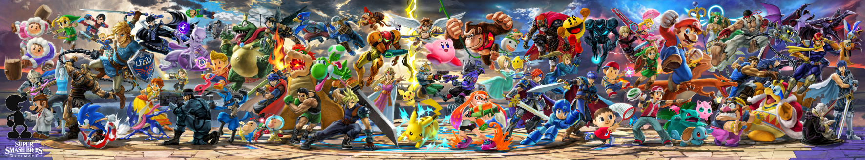 Super Smash Bros. Ultimate hands-on preview – fight of a lifetime