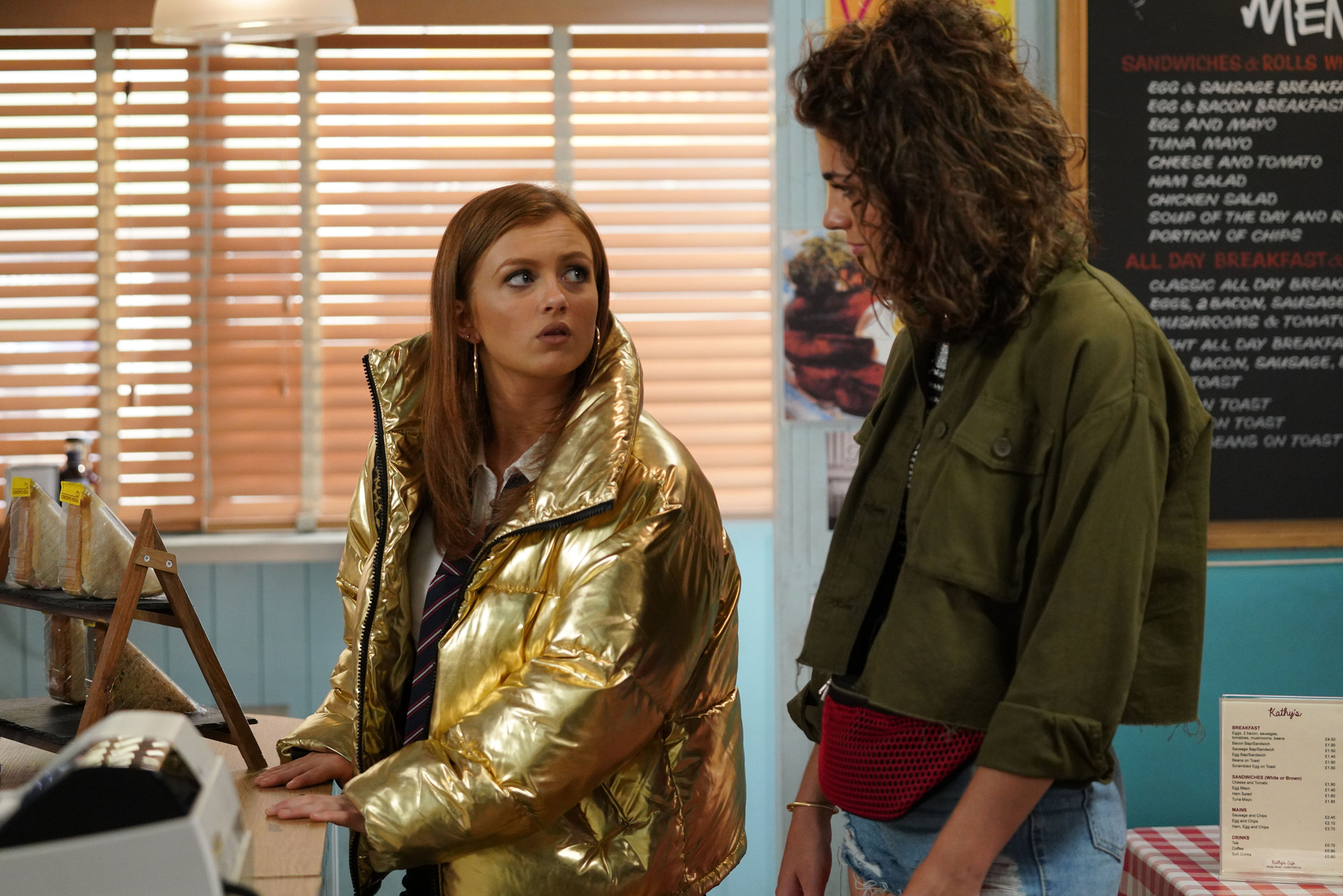 EastEnders spoilers: Tiffany Butcher makes a shocking discovery about her new friend Evie