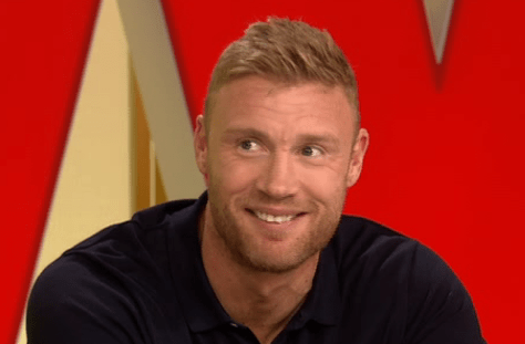 Freddie Flintoff recalls awkward run-in with Tim Peake and Brian Cox over flat earth conspiracy