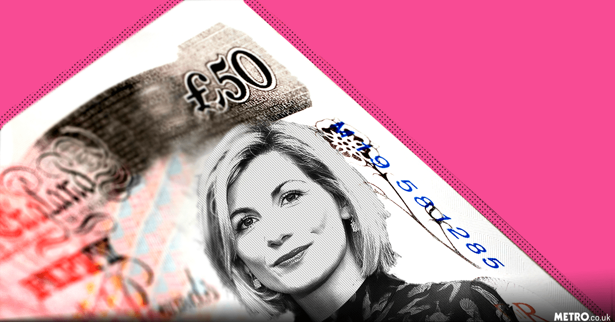 Doctor Who banned from being on new £50 note, spoilsports getty/rex