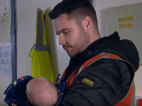 Emmerdale spoilers: Broken Aaron Dingle kidnaps baby Seb?