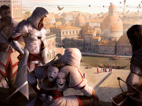 Assassin's Creed: Brotherhood of Venice brings the franchise to board gaming