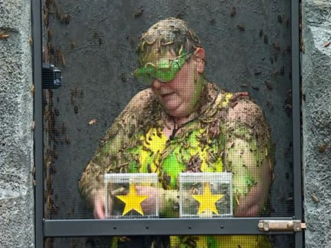I'm A Celebrity's Anne Hegerty pulls out bushtucker trial after being covered in 'disgusting' worms