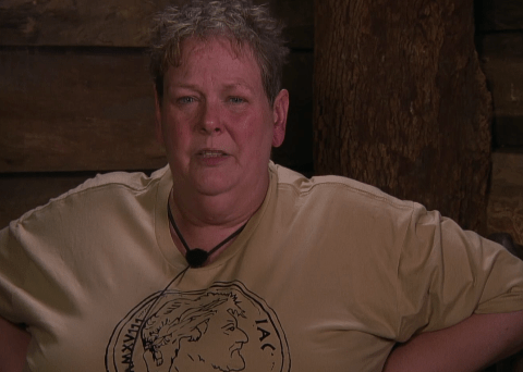 I'm A Celebrity viewers are loving Anne Hegerty's stoic reaction to care packages: 'I'm autistic, I don't know about this stuff'