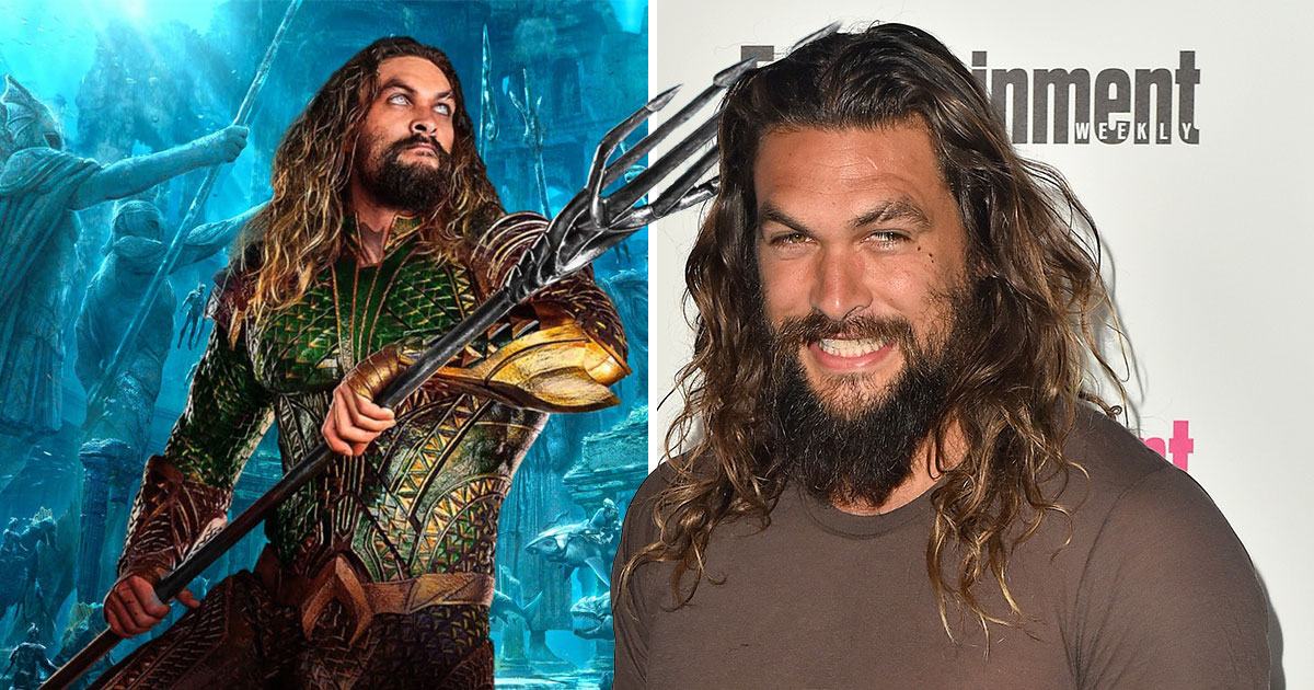 Picture: Marvel, Getty Jason Momoa found it hard to poop in Aquaman suit