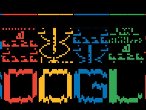 What is the Arecibo Message featured in today's Google Doodle?
