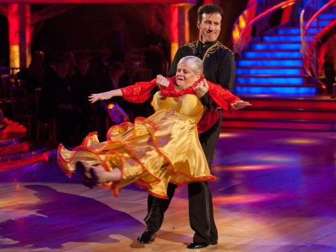 Anton Du Beke claims 'Ann Widdecombe is the epitome of Strictly Come Dancing'