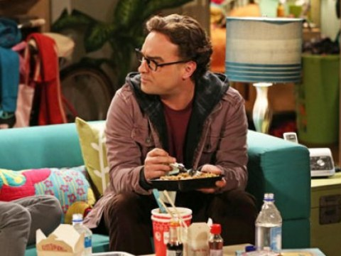 The Big Bang Theory's Johnny Galecki shares Leonard hand tattoo on Instagram