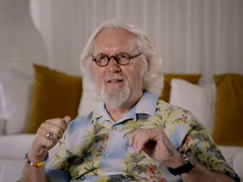 Billy Connolly reveals he wants to die in Loch Lomond: 'I'd like to be planted there'