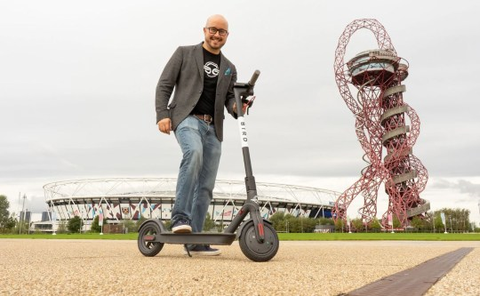 Why are electric scooters illegal in the UK? Well, it's complicated