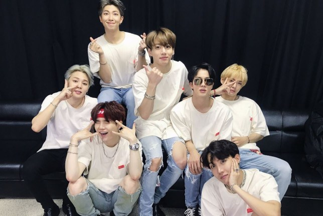 BTS Jimin's T-shirt controversy isn't first K-pop historical blunder