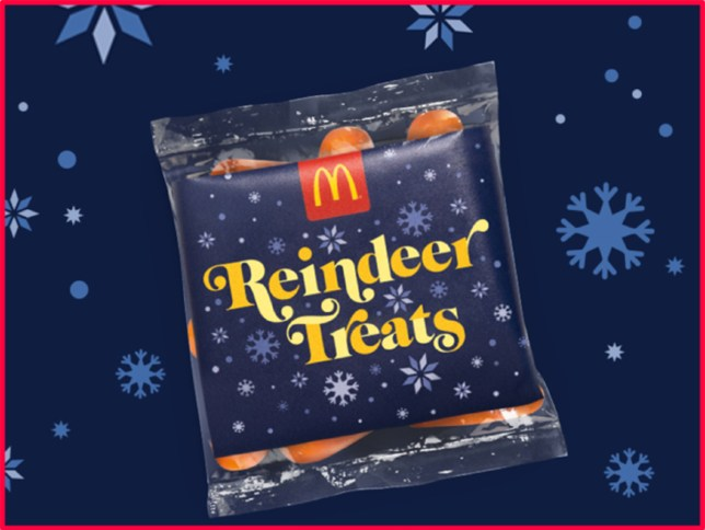 Mcdonalds Christmas Eve Hours.Mcdonald S Is Giving Out Free Bags Of Carrots So You Can