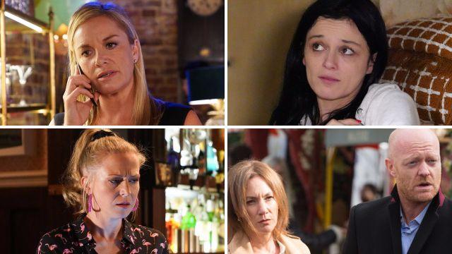 10 EastEnders spoilers: Hayley abandons her baby, Linda's shocking betrayal and Carmel's exit