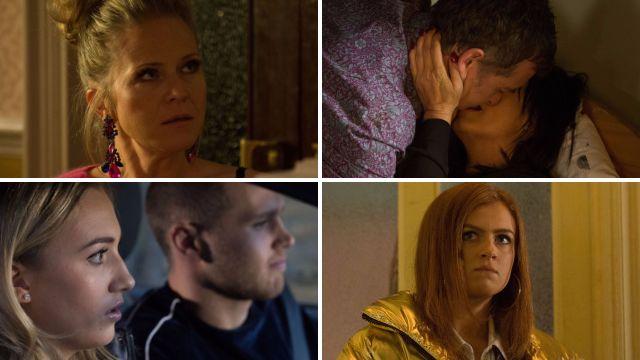 10 EastEnders spoilers: Linda destroys Stuart, Kat and Alfie reunite and Tiffany's shock threat