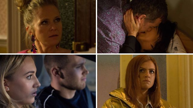 EastEnders spoilers for Linda, Kat, Alfie, Louise and Tiffany