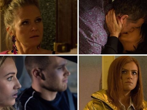 10 EastEnders spoilers: Linda destroys Stuart, Kat and Alfie reunite and Tiffany's shock threat