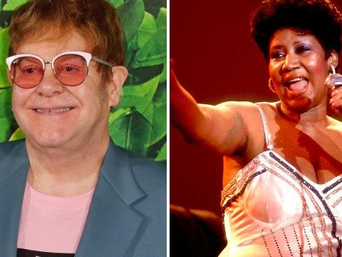 Elton John was worried Aretha Franklin wouldn't get through her last performance
