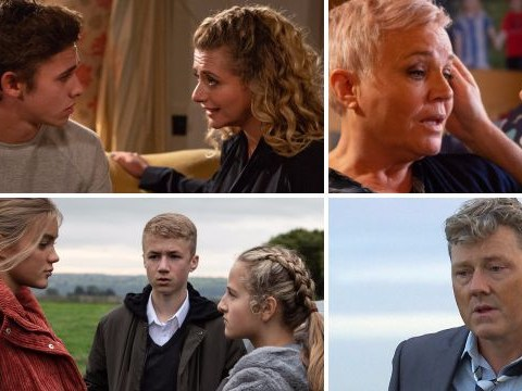 10 Emmerdale spoilers: Maya kisses underage Jacob, hit and run death horror, Cain's decision