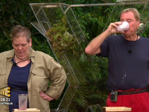 Harry Redknapp says he's surprised Anne Hegerty wasn't the first to be voted off I'm A Celebrity