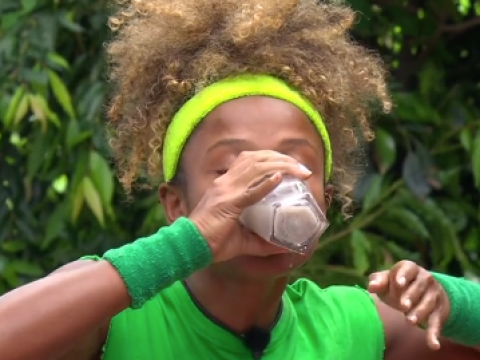 I'm A Celebrity campmates chug blended pig eyes in horrific Immunity Games task as first elimination looms