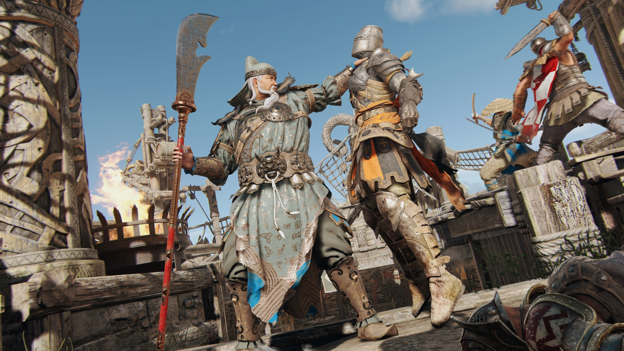 For Honor: Marching Fire interview – 'We have a limit in terms of how much fantasy we want to accept'