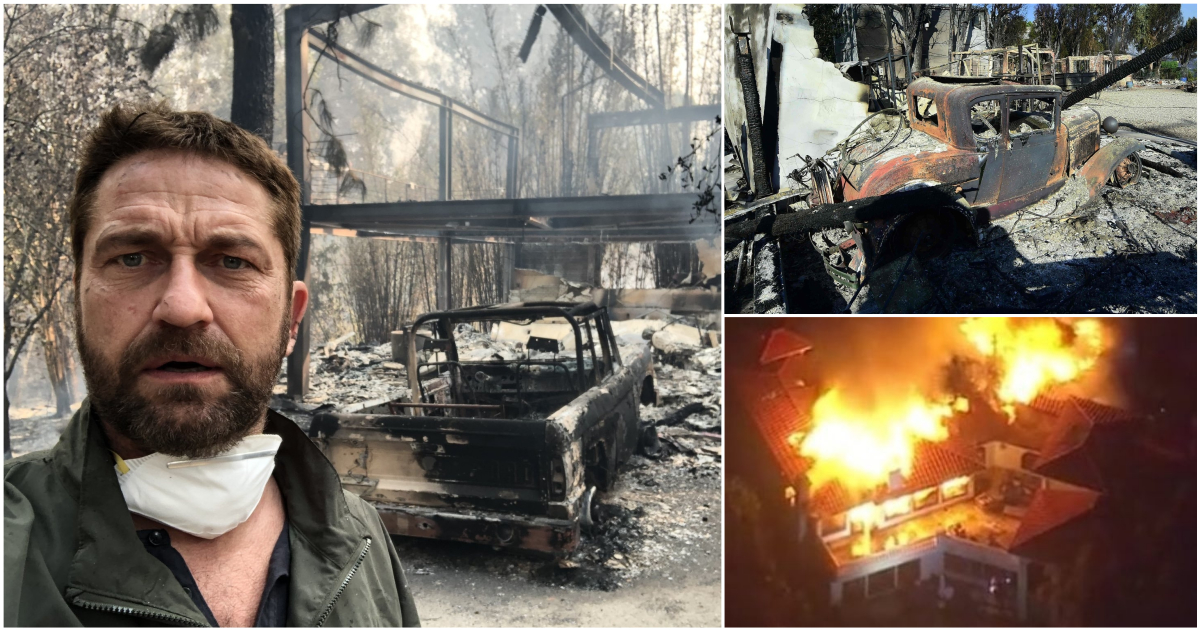 Hundreds missing and many dead as California wildfires burn out of control