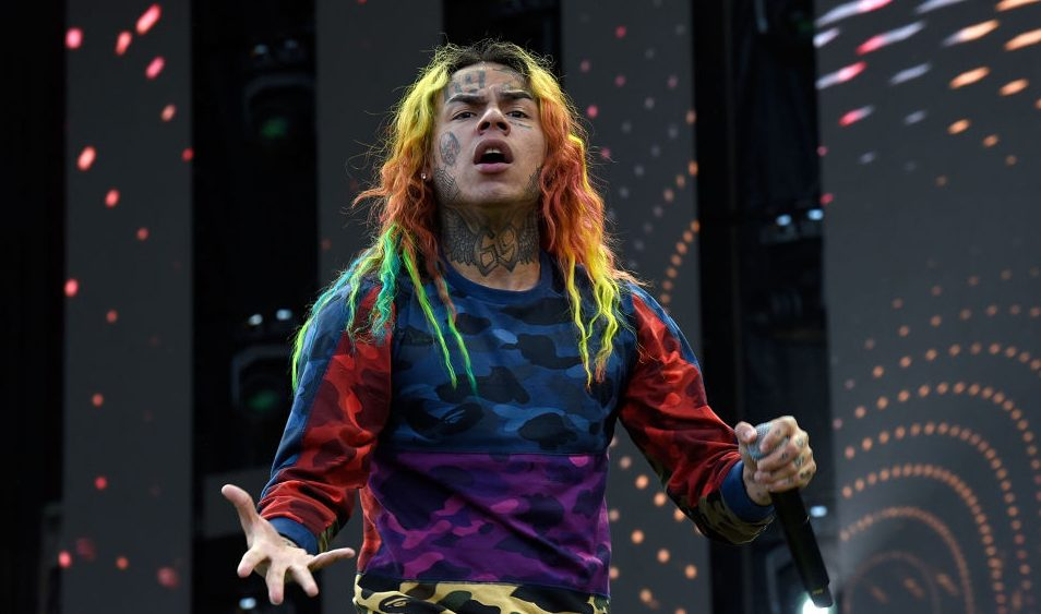 Tekashi69's legal woes spiral as he's target of new arrest warrant while already in prison
